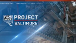 """Promo image for """"Project Baltimore"""" on Fox News"""